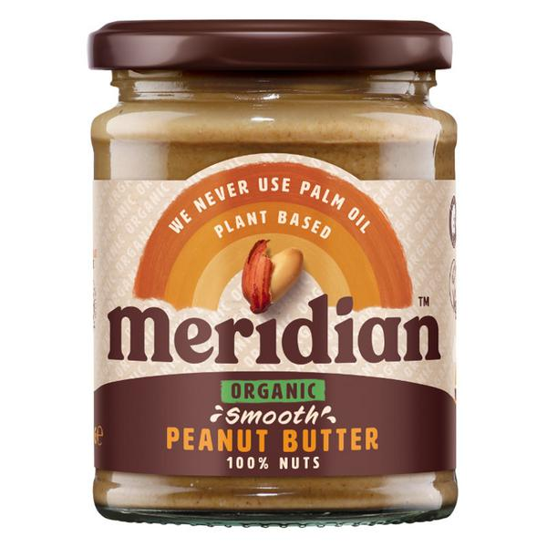 Smooth Peanut Butter Vegan, ORGANIC