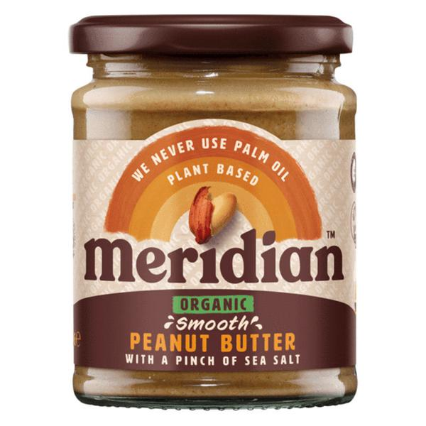 Smooth Peanut Butter No Gluten Containing Ingredients, no sugar added, ORGANIC