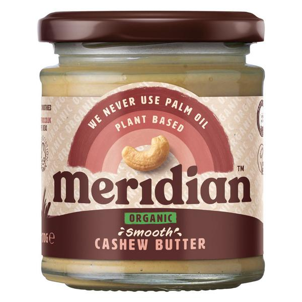 Smooth Cashew Nut Butter Vegan, ORGANIC