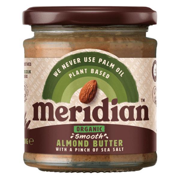 Smooth Almond Nut Butter , Vegan, ORGANIC