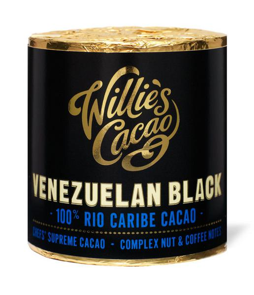 100% Cacao Venezuela Black Rio Caribe Superior for Cooking Vegan