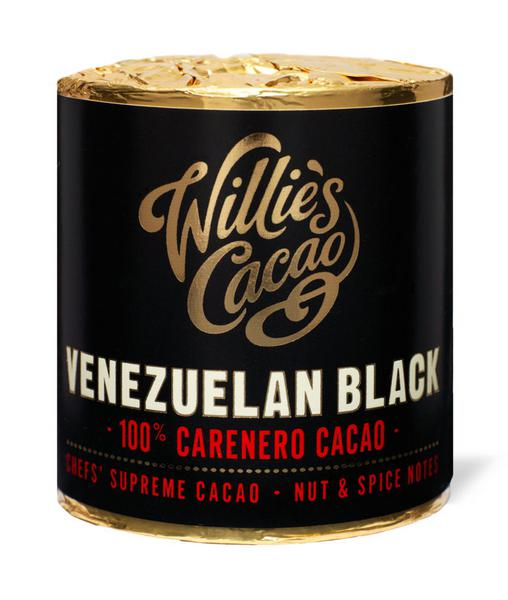 100% Cacao Venezuela Black Carenero Superior for Cooking Vegan