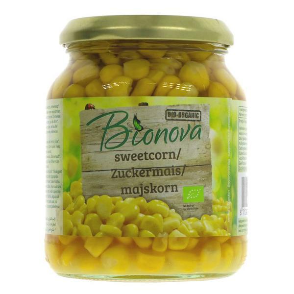 Sweetcorn ORGANIC