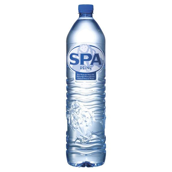 Still Spring Water In 50cl From Spa