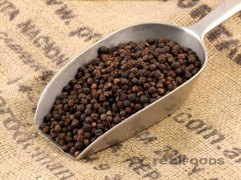 Peppercorns Black Cracked