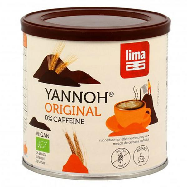 Coffee Substitute Yannoh In 125g From Lima