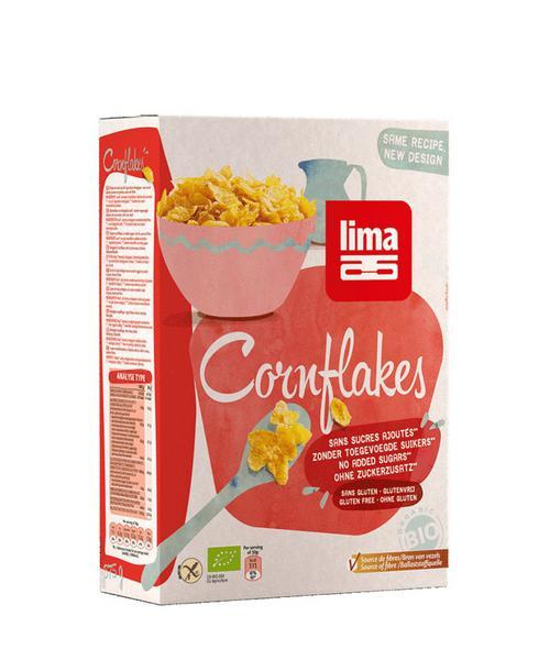 Cornflakes Gluten Free, no added sugar, ORGANIC