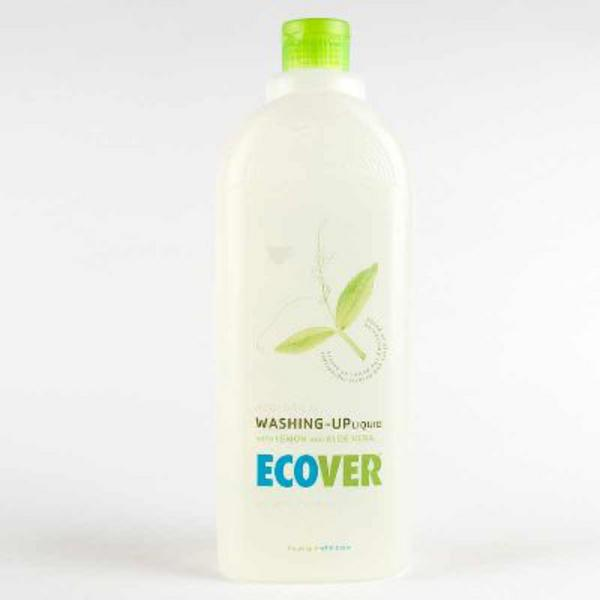 Lemon & Aloe Vera Washing Up Liquid  image 2