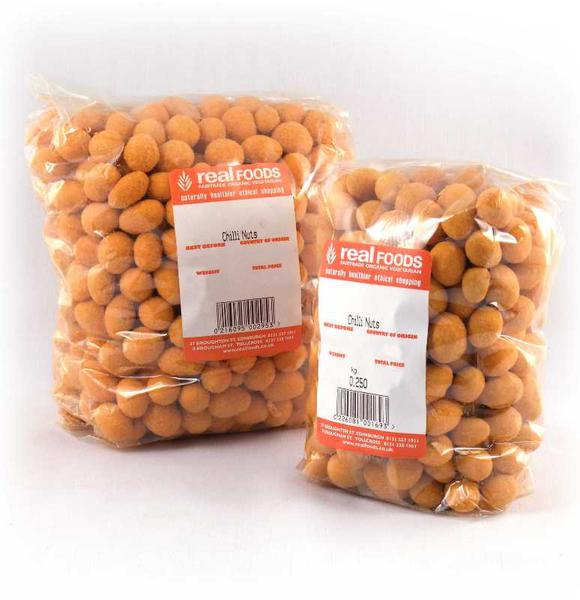 Chilli Nuts  image 2