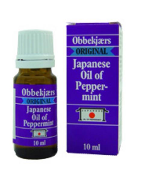 Japanese Peppermint Oil