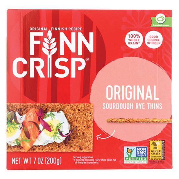 Original Sourdough Rye Crispbreads