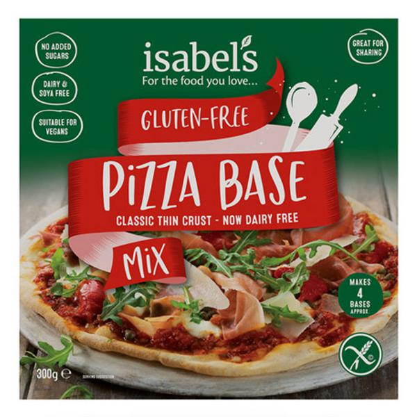 Pizza Bases Mix Gluten Free
