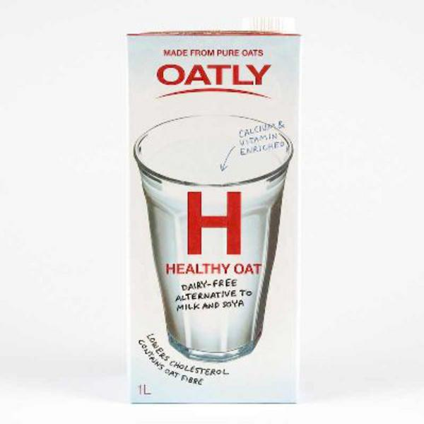 Oat Drink dairy free, no added sugar, Vegan image 2
