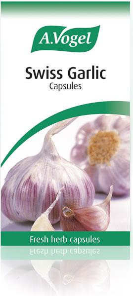 Swiss Garlic ORGANIC