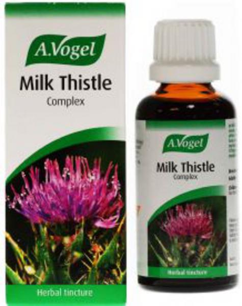 Milk Thistle Complex Vegan, ORGANIC
