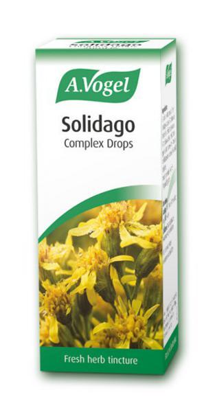 Solidago Complex Tincture ORGANIC