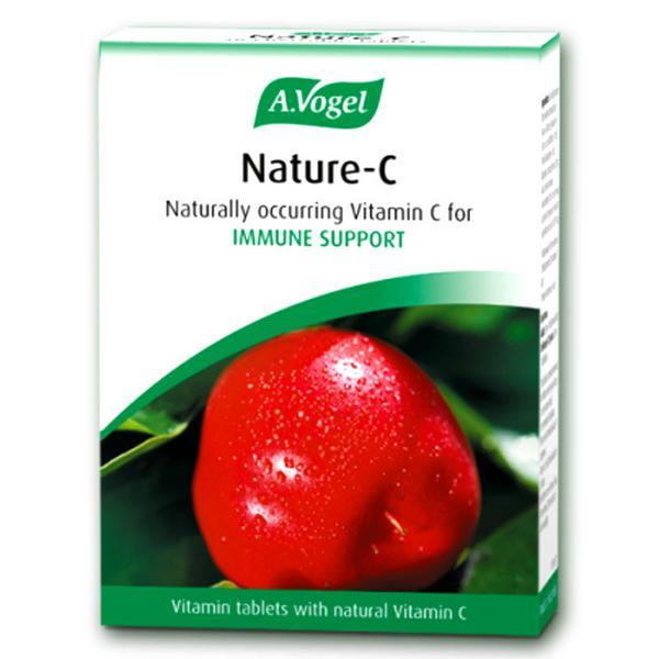 Nature C Chewable Vitamin C Vegan, ORGANIC