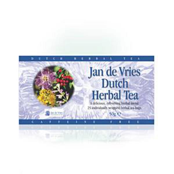 Herbal Health T-Bags Jan DeVries