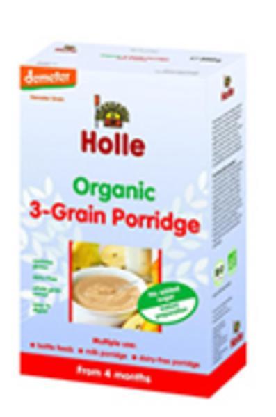 Baby Cereal 3 grain Vegan, ORGANIC