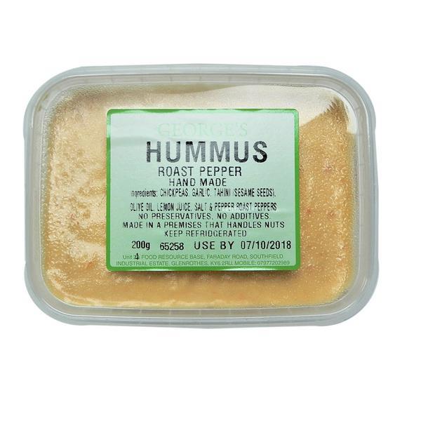 Roast Pepper Hummus