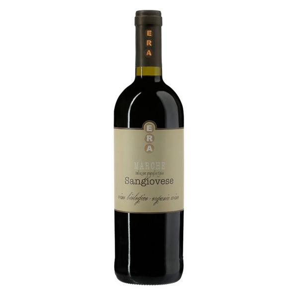 Organic Red Wine Sangiovese 12.5% in 75cl from Era600 x 600 jpeg 11kB