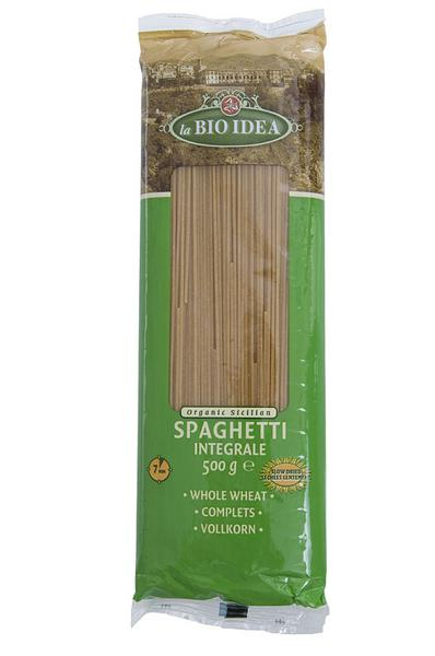 Wholewheat Spaghetti ORGANIC