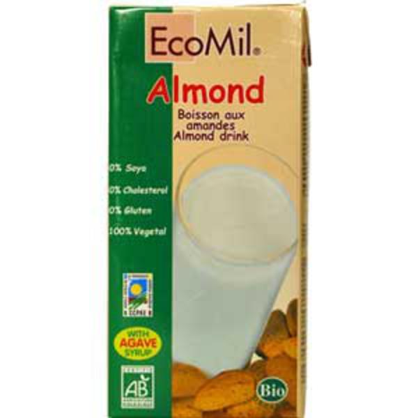 Almond Milk Vegan, ORGANIC image 2