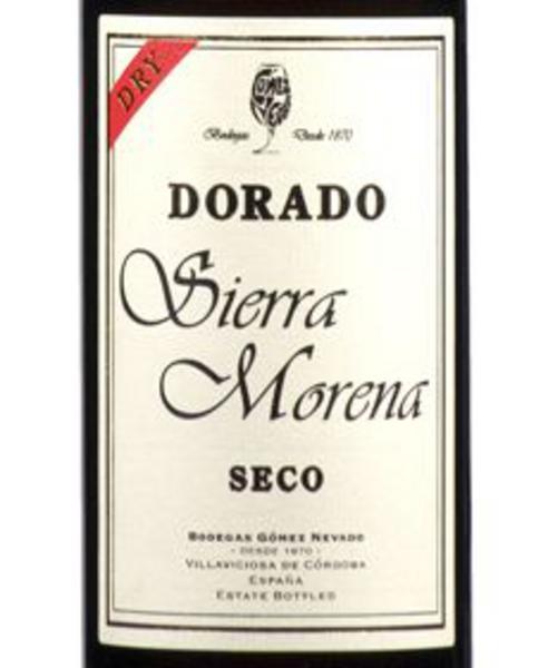 Red Wine Sierra Morena Dorado Seco Spain 16.5% Vegan, ORGANIC image 2