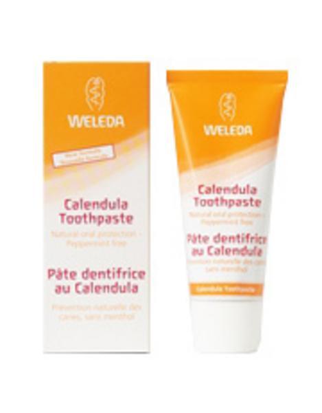Calendula Toothpaste Vegan