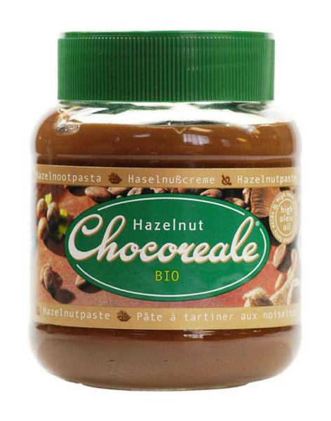 Chocolate & Hazelnut Spread Vegan, ORGANIC