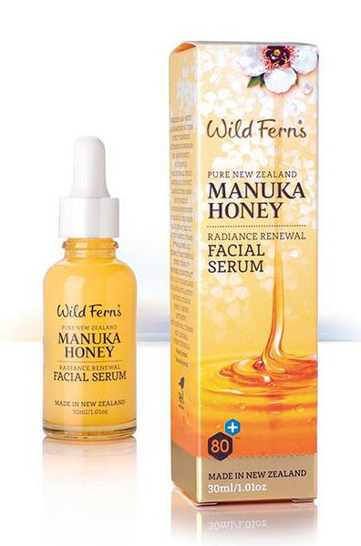 Manuka Honey Facial Serum