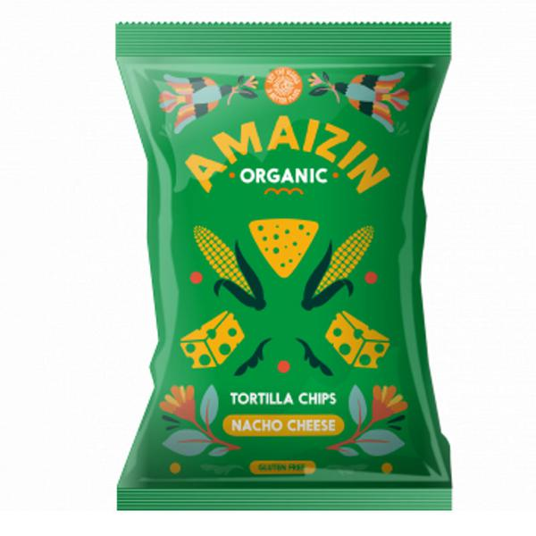Nachos GMO free, ORGANIC