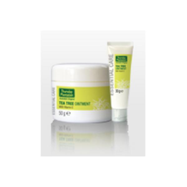 Antiseptic Tea Tree Skin Cream ORGANIC