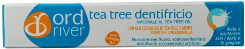 Tea Tree Toothpaste Vegan