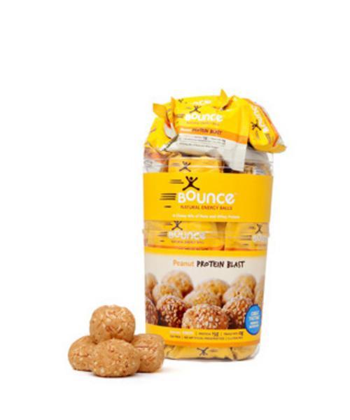 Peanut Protein Balls Gluten Free, GMO free image 2
