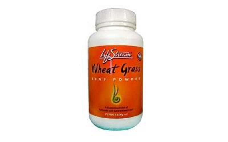 Wheatgrass Leaf Powder Gluten Free, Vegan, ORGANIC