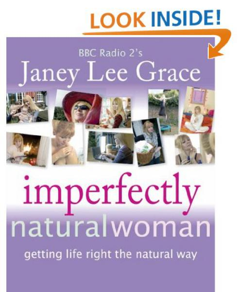 Imperfectly Natural Woman Book