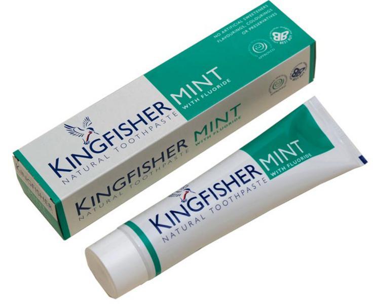 Mint Toothpaste with Fluoride Vegan