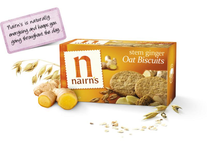 Stem Ginger Biscuits Vegan, wheat free