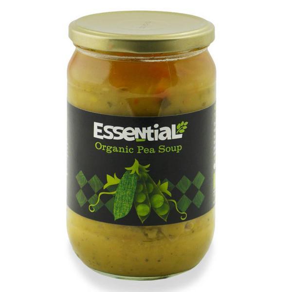 Pea Soup Gluten Free, Vegan, ORGANIC