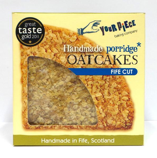 Porridge Oatcakes Fife Cut
