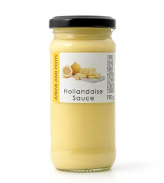 Hollandaise Sauce in 190g from Atkins and Potts