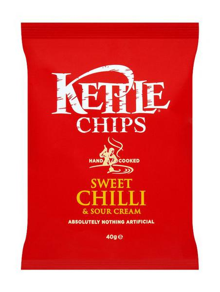 Sweet Chilli & Sour Cream Crisps No Gluten Containing Ingredients