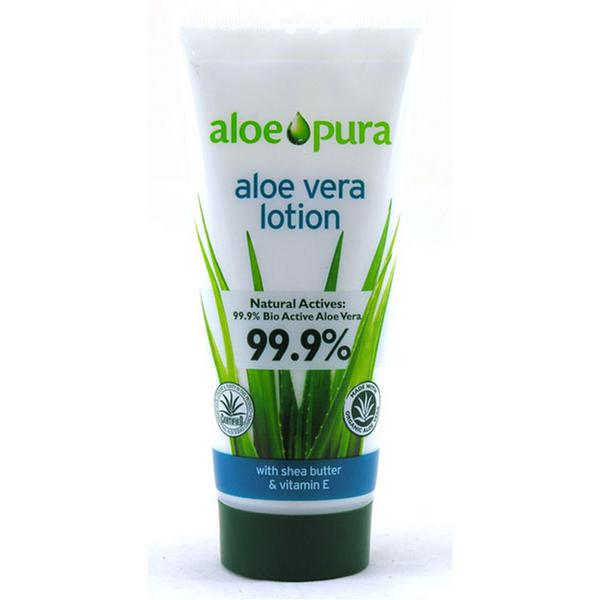 Aloe Vera Body Lotion Aloe Pura ORGANIC