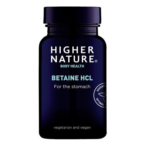 Betaine HCL Supplement dairy free