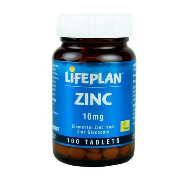 Zinc Supplement 10mg Vegan