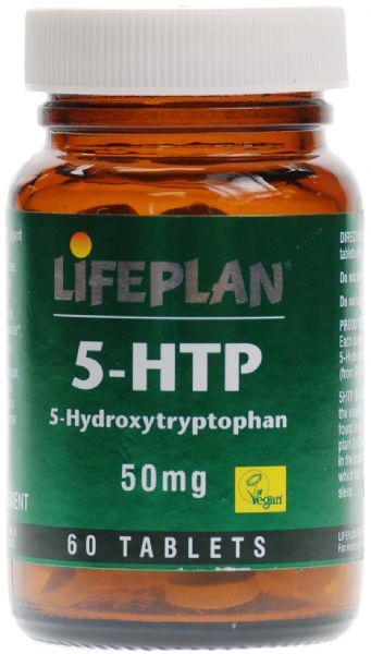 5-HTP Amino Acid 50mg Vegan