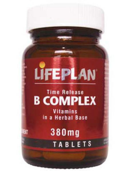 Timed Release Vitamin B 380mg