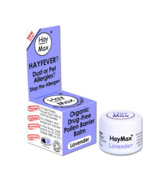 Lavender Balm For Hay Fever ORGANIC