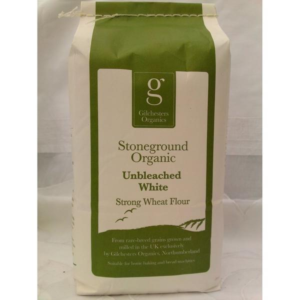 Wheat Flour White Strong Vegan, ORGANIC